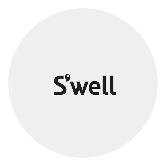 Swell Watter Bottle Logo