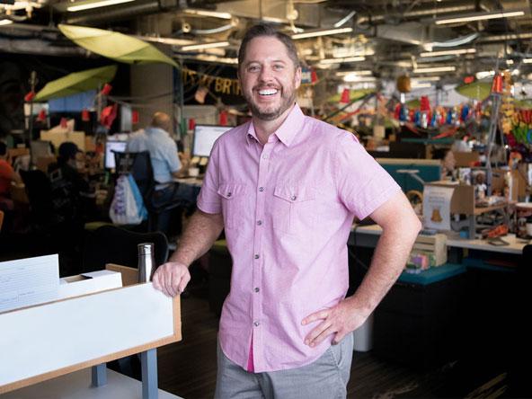 Zappos customer loyalty, Rob Siefker