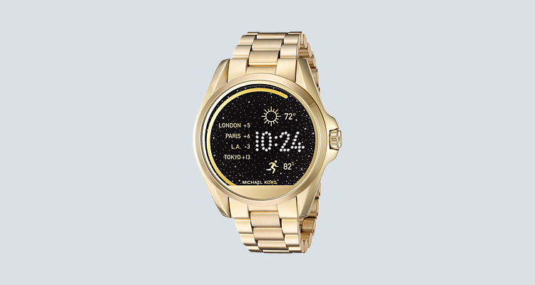 The Fossil Q Smartwatch: Bringing Sexy Back