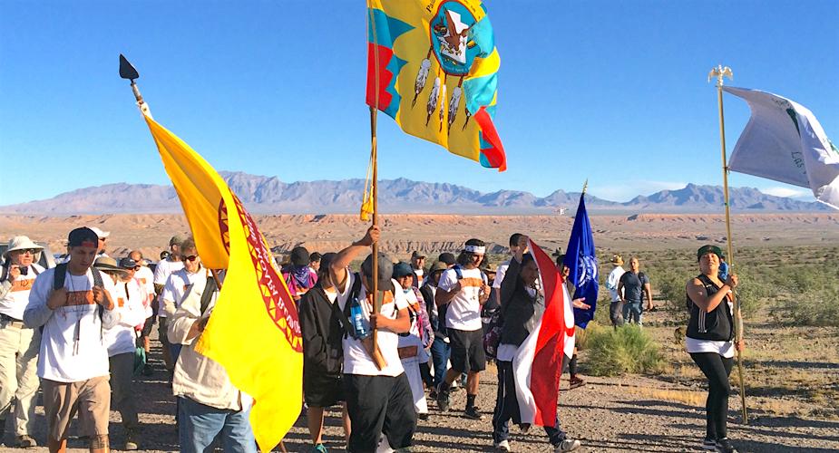 Gold Butte Culture Walk