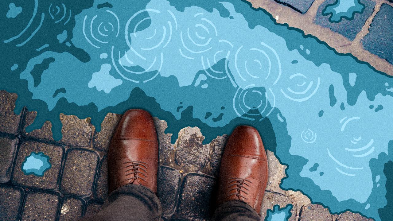 Waterproof Footwear That Can Double For