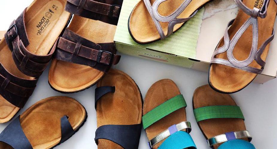 naot footwwear