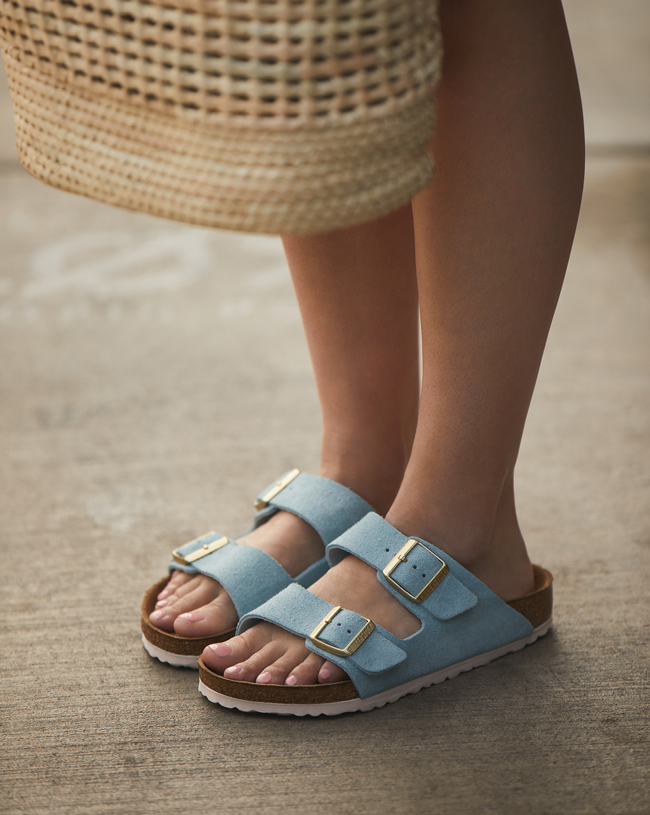 Cool Ladies. 6 Chic Birkenstock Outfits