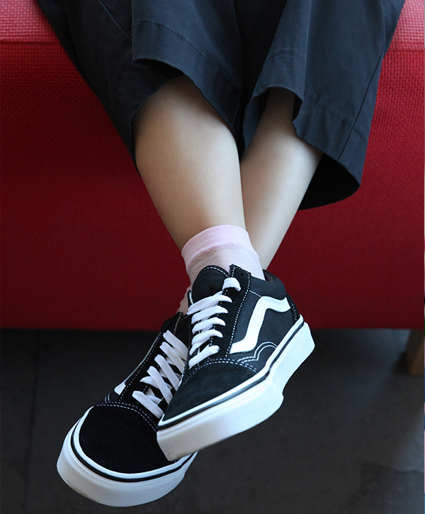 9 Sock Styles to Rock With Sneakers