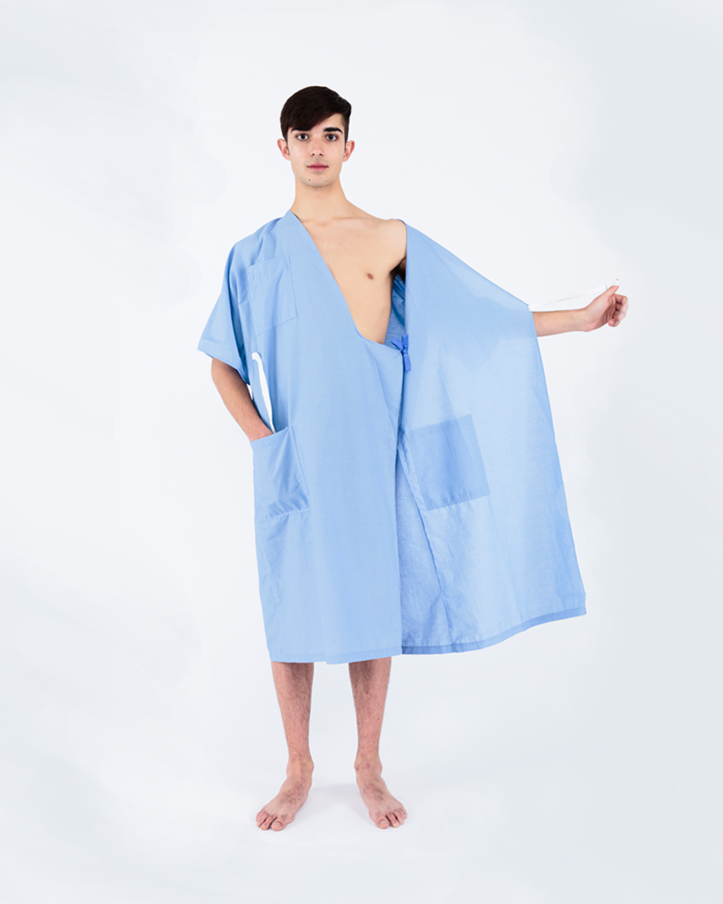 Parsons Students Create A More Modest Hospital Gown | Zappos.com