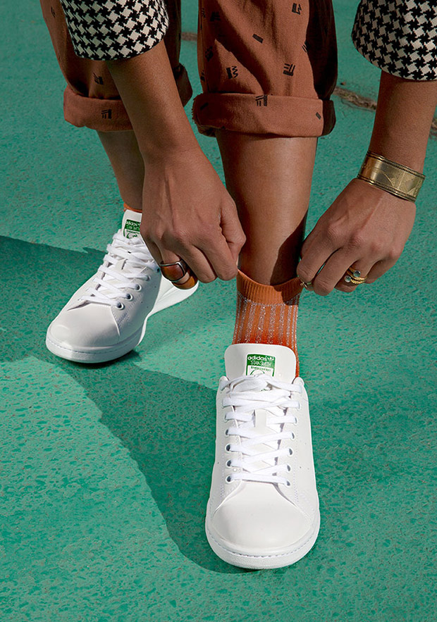 How Stan Smiths Became One Of Fashion's