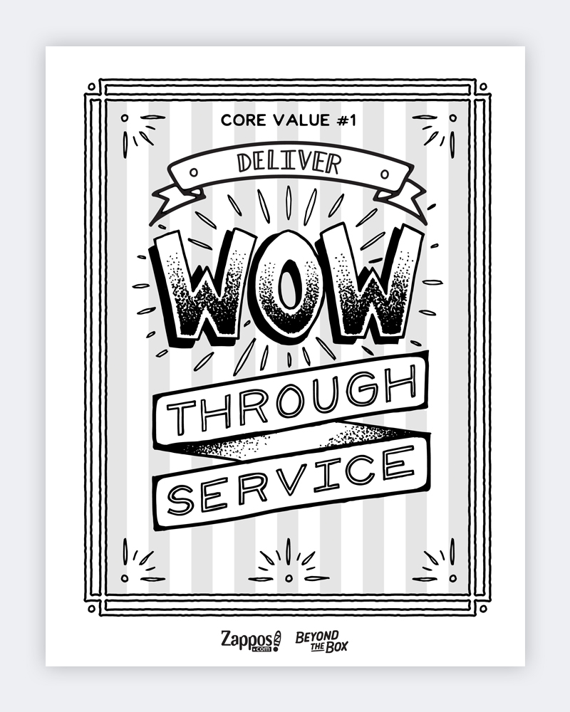 Deliver Wow Through Service