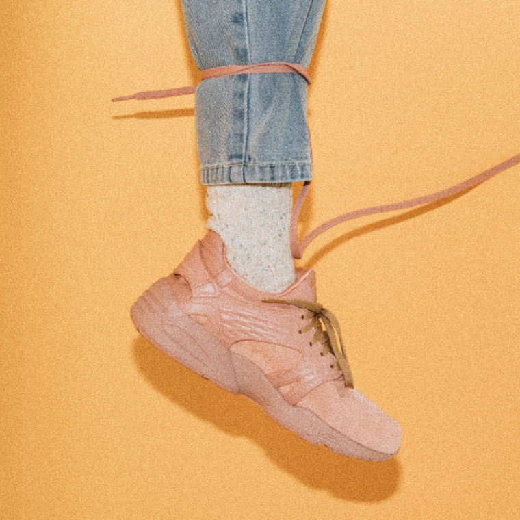 Monochrome Sneakers Sneakers