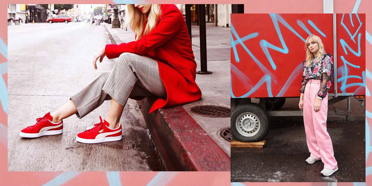 6aed86ad916 9 Totally Boss Ways to Wear Sneakers to Work