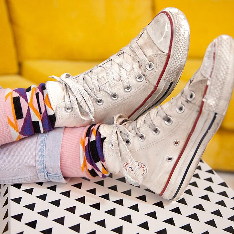 Story 9 Sock Styles