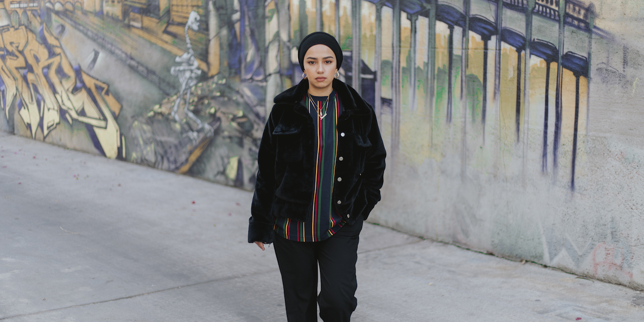Meet The L A Fashion Influencers Taking Hijab To New Zappos Com