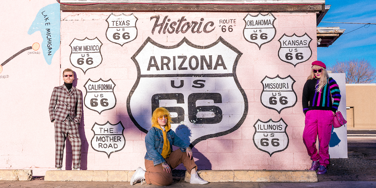 Video of Route 66