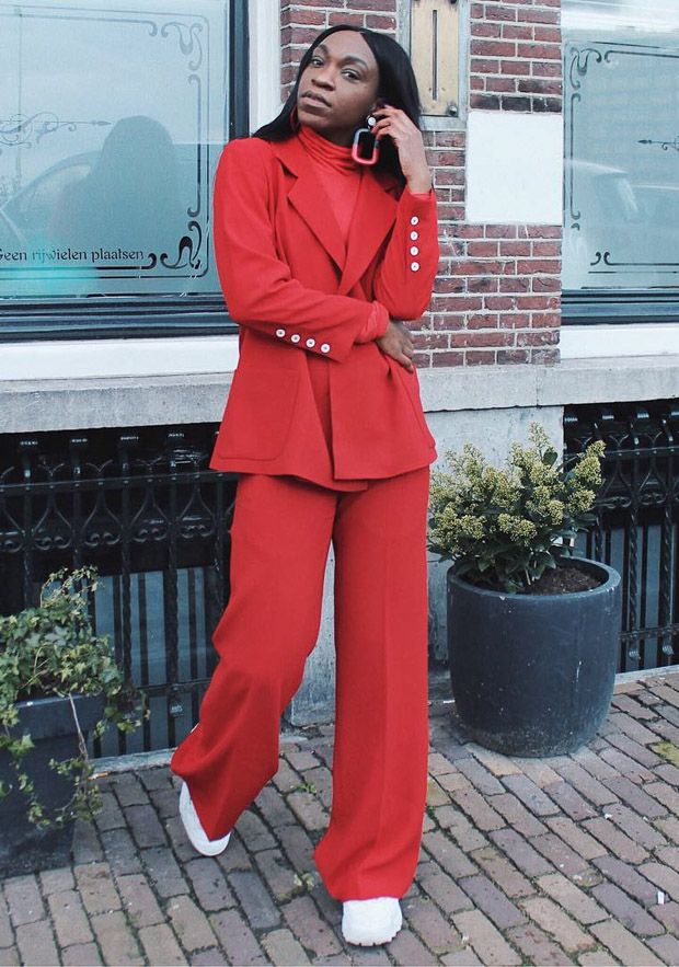 A Sharp-Dressed Woman: 5 Ways to Style