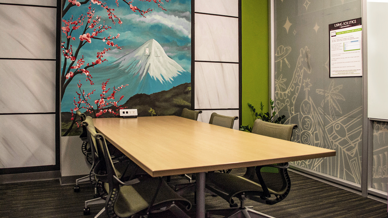 "Zappos' ""Japan Room"""
