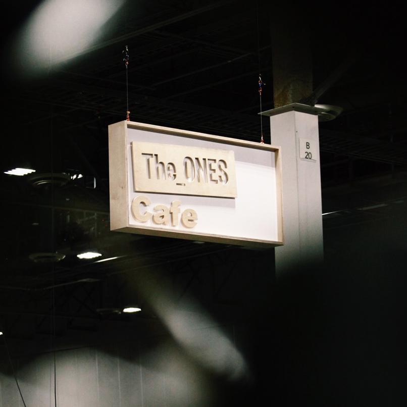 Agenda The_ONES Cafe
