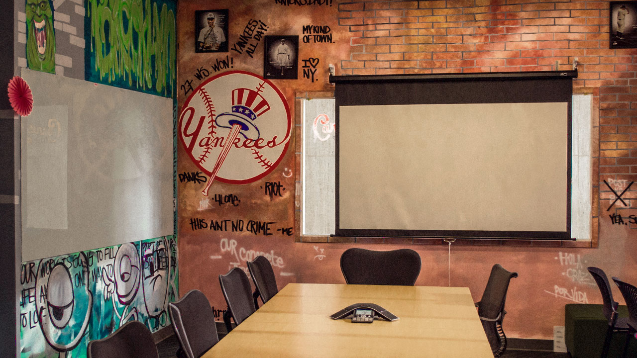 "Zappos' ""The Bronx Room"""