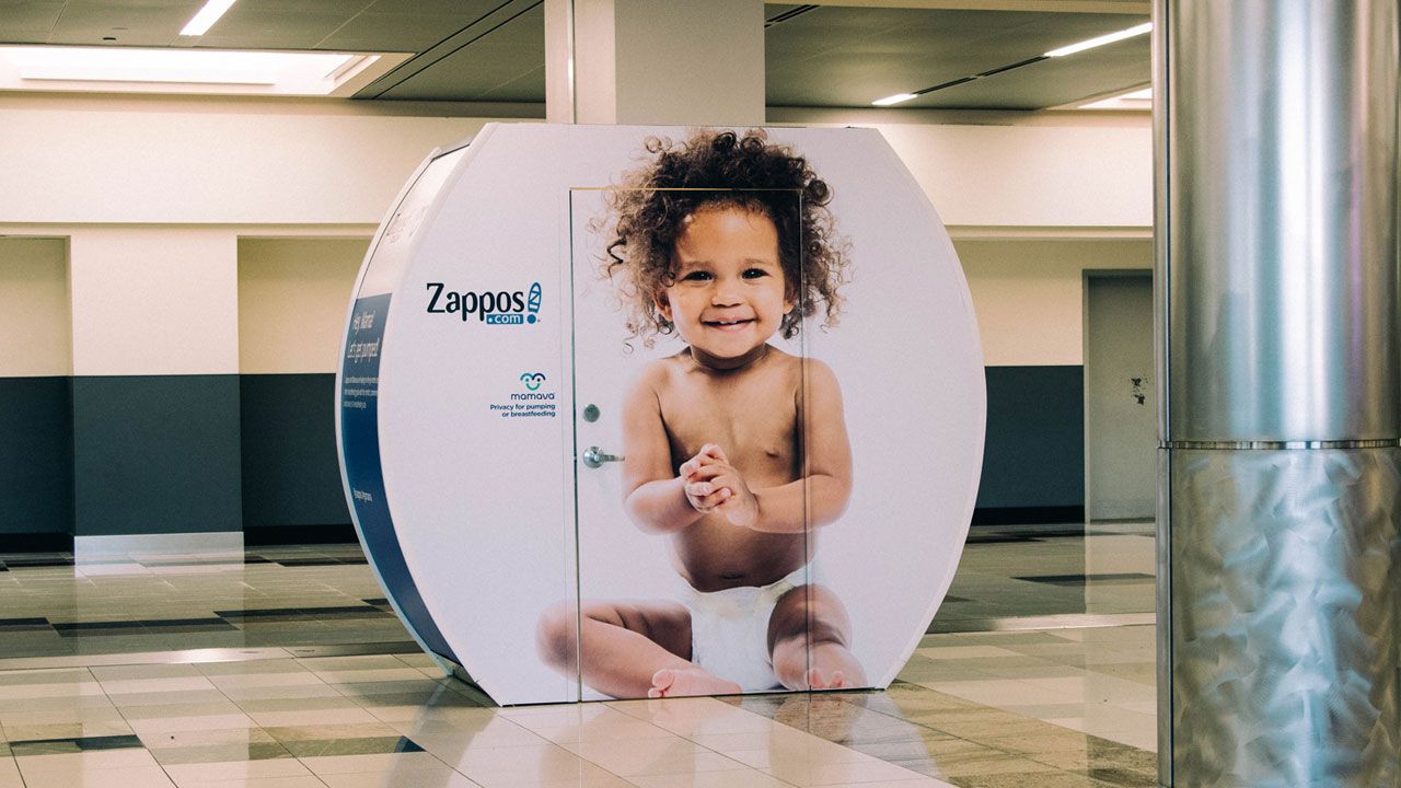 59faa894329 Pumping On The Fly: Zappos And Mamava Team | Zappos.com Culture Blog